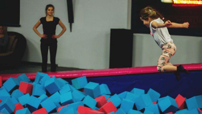 Jumpin Place – park trampolin