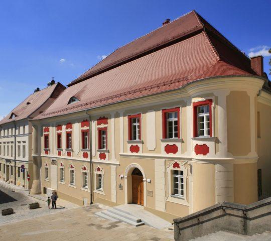 Muzeum Śląska Opolskiego – Główny budynek wystawienniczy